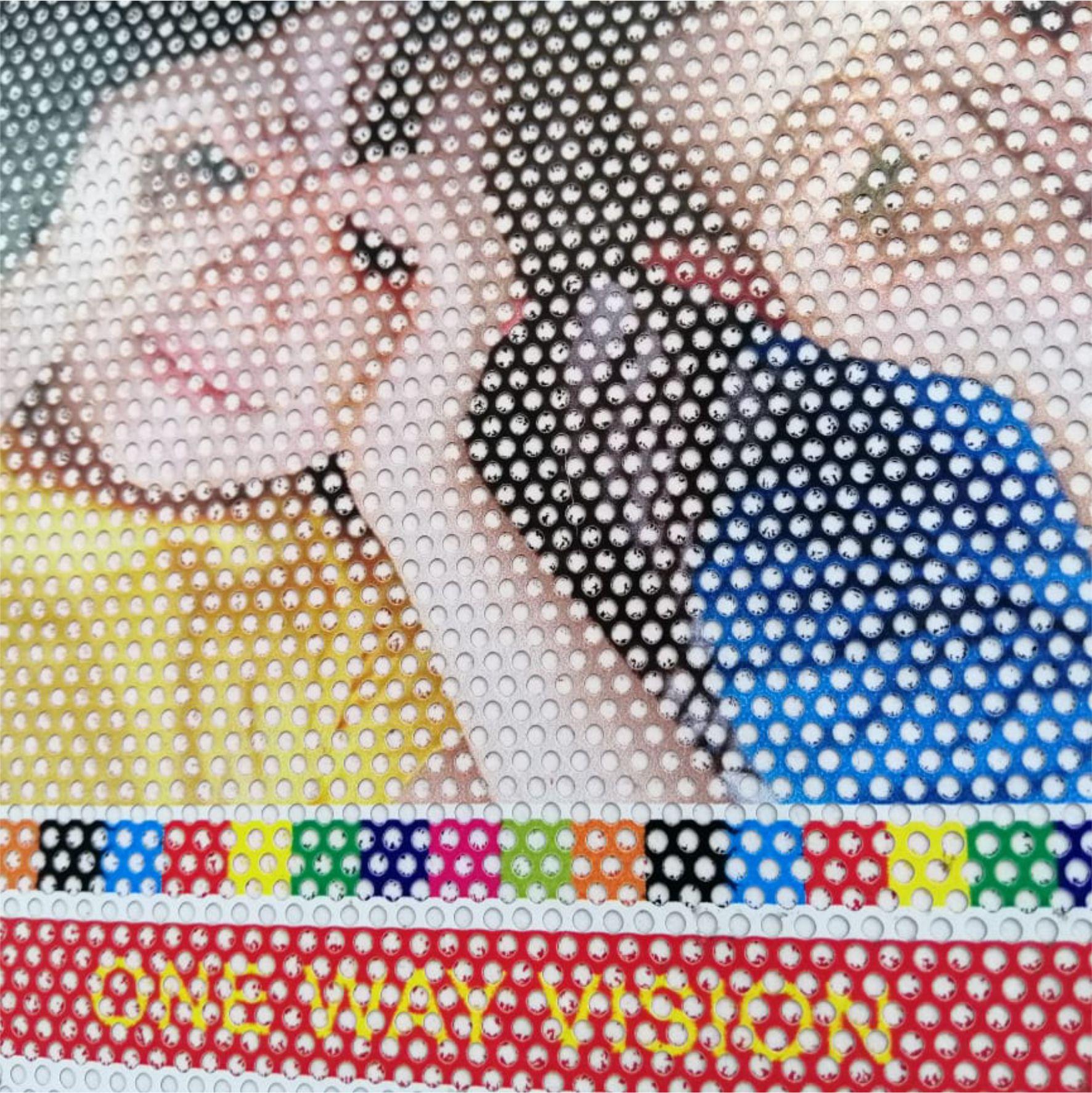 Sticker Oneway Vision