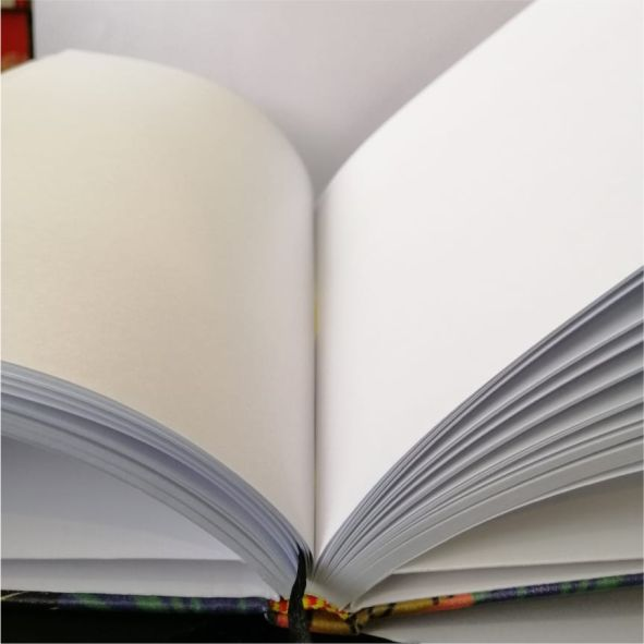 Notebook Hardcover Polos