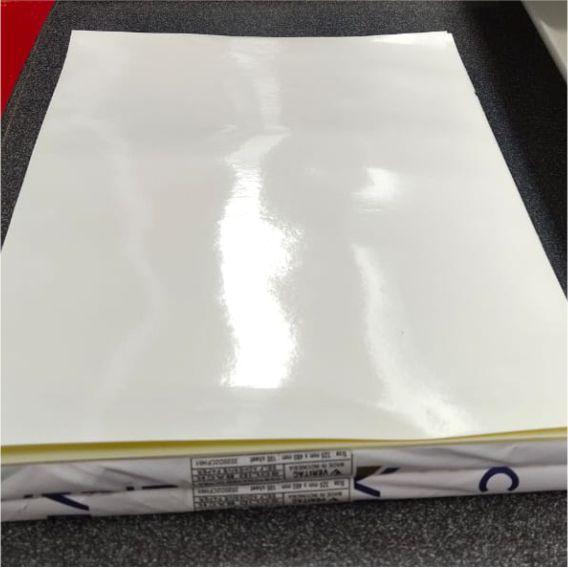 Print Sticker Cromo (Area 31x45cm)