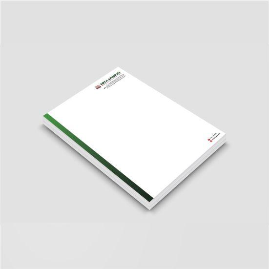 Kop Surat A4 - HVS 80 gsm (2 hari)