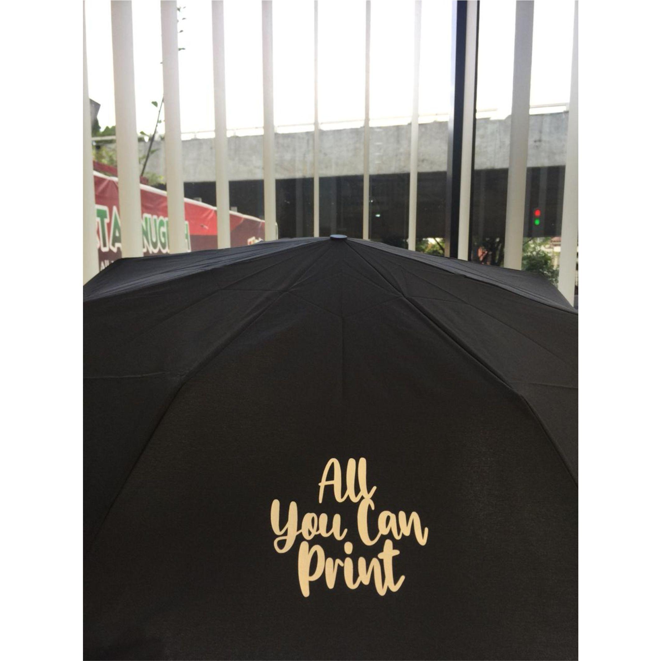 Payung Lipat Hitam