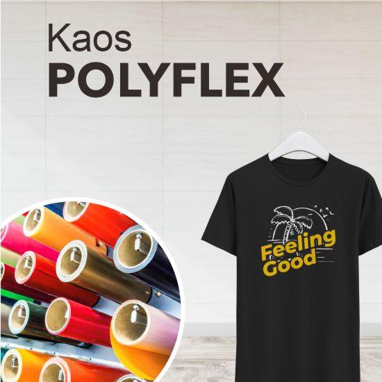 Kaos Polyflex 10x10 cm