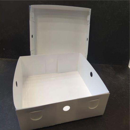 Snackbox 17x17x6.5 Duplex 250