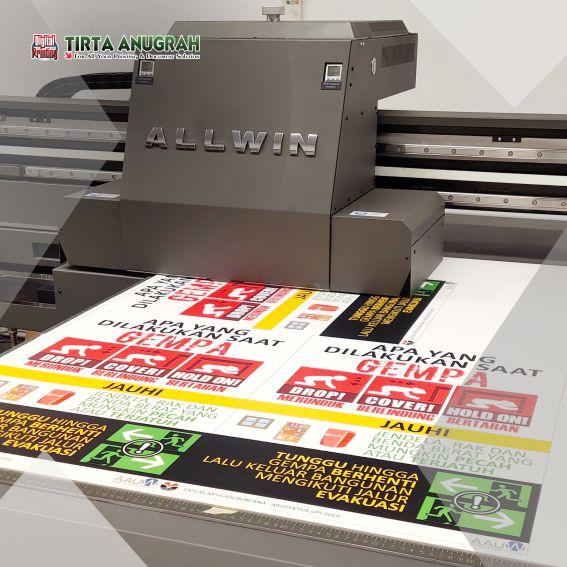 Print UV FLATBED